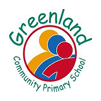 Greenland Community Primary School logo